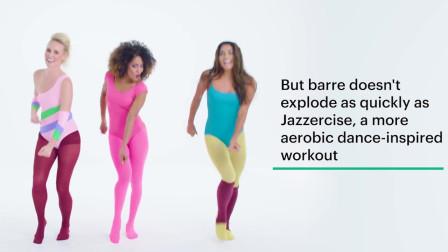 百年系列,女性健身运动100年以来的变化