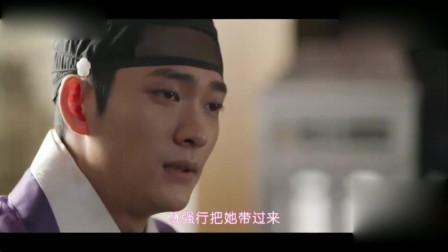 绿豆传:金所炫去找宫女向找关系混进王宫里,寻找暗杀皇帝的机会!