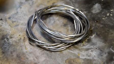 首饰是如何制作得?这样的银饰你觉得怎么样呢