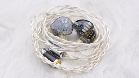 单边22共44单元的国产VM X44动铁耳机 到底有多强?