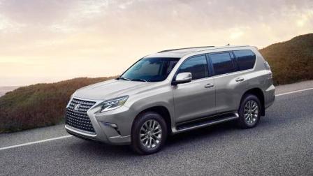 2020款新一代雷克萨斯GX 460,7座大型豪华SUV