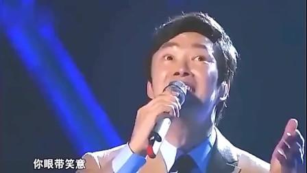 费玉清献唱一首《青花瓷》,开口第一句惊艳导师,那英狂喜!