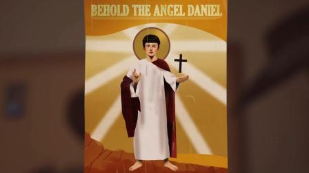 【冬瓜Grady】电影游戏神作《奇异人生Ⅱ》第四章03-天使丹尼尔