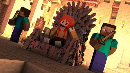 我与粉丝的对决——甜萝酱我的世界Minecraft小游戏派对集合