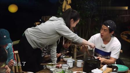 向往的生活:大华连喝7碗鲫鱼汤惨遭黄磊调侃,小心你下奶大华!