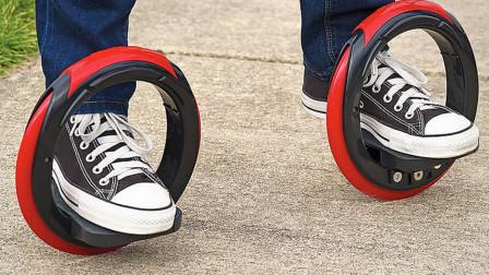 """全球最小""""电动车"""",踩上就能跑速度惊人,有望取代传统汽车"""