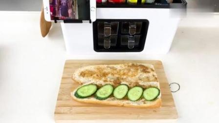 法棍面包三明治