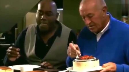 """老外一直不吃中餐,初次吃中式点心,一口就被""""点心""""打败了!"""