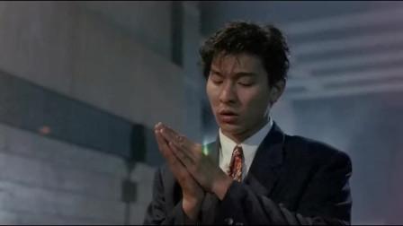 好友被追杀,刘德华施展出如来神掌,三下五除二干倒一帮打手