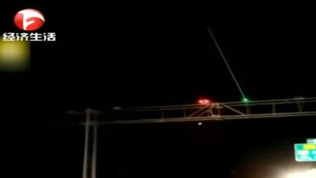 高速交警车载激光器:防疲劳驾驶,给司机视觉冲击