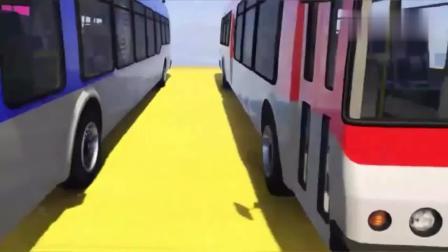 GTA5:多种颜色大巴士,认识颜色
