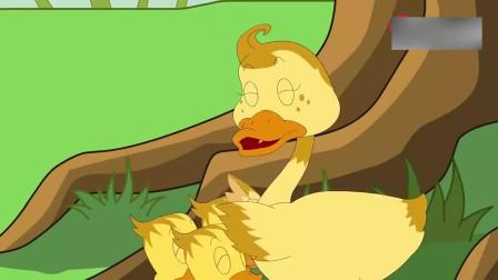 安徒生童话丑小鸭故事来啦,这时它还没有出生,妈妈很期待呢