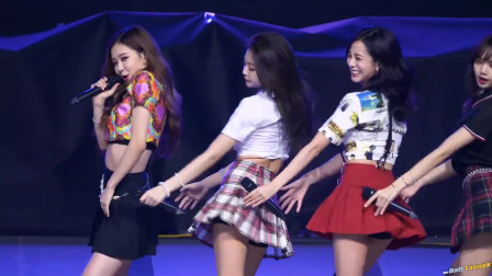 韩国美女珍妮小姐姐跳舞太好看了