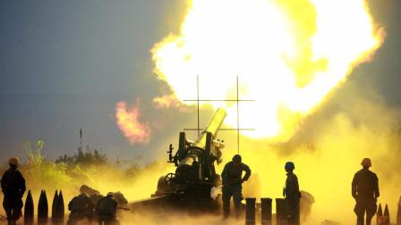 巴基斯坦军队率先开火,用重炮猛轰邻国,这次不是印度