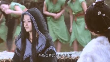 十二生肖:传说中的乌斯国,女子用头发长短比美貌,最长的当皇后