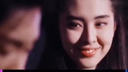 影视剧颜值巅峰美女系列(二十一)王祖贤 饰 聂小倩,看无数遍的女神啊!