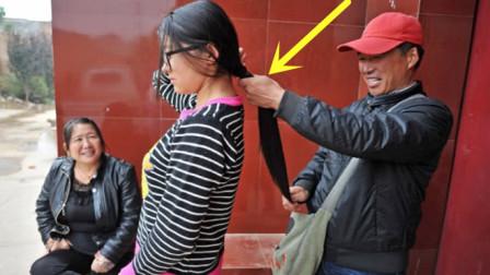 农村那些收女人头发的人,最后将头发卖到哪里了?看完涨见识了
