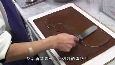 甜品店的慕斯蛋糕一小条12块,原来是这样做的,难怪卖那么贵