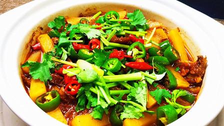 大厨教你如何制作牛头肉,简单家常做法,,好吃开胃下饭