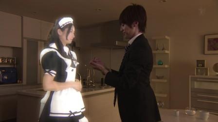 公寓自带美女女仆,什么都会做,就是不能碰!