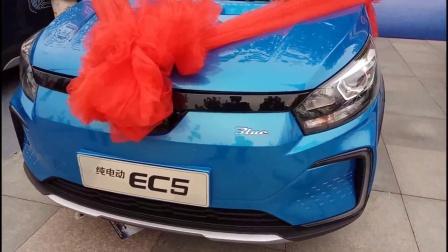 中国车北汽新能源Ec5