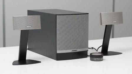 上手Bose C50多媒体扬声器,妙乐环绕不断