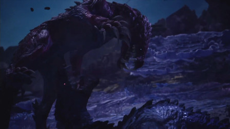 【学徒】怪物猎人冰原全剧情攻略解说08雷颚龙 凶爪龙