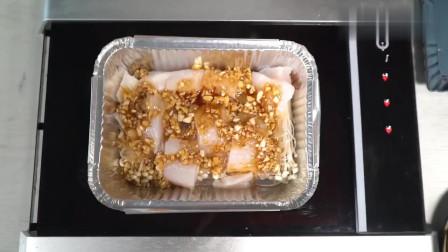 蒜蓉巴沙鱼,非常有营养,可以尝试一下哦