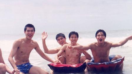 CBA中半路出家的5位大佬!王仕鹏曾练游泳,他是拳击手出身