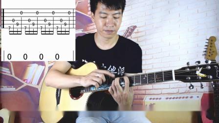 「弹唱篇」黄家驹能火这么多年有他理由的,弹下遥望就知了,吉他教学(上)