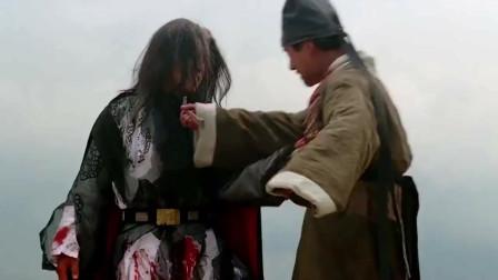 没想到,剑里面还有一把子剑,再厉害的高手都来不及防