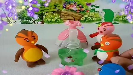 少儿益智游戏玩具:美佳妈妈过生日,能送她个蛋糕吗