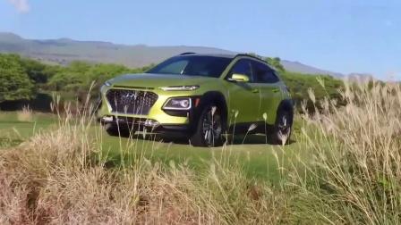 全面试驾2019款现代Kona, 这车你喜欢吗?