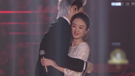 我天!赵丽颖又火了,竟和吴亦凡演唱这首歌,冯绍峰都该吃醋了