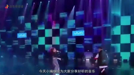 麦当娜来中国开演唱会,竟抽到了陈奕迅当幸运观众,现场瞬间失控
