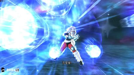 圣斗士星矢,魔铃VS莎尔娜,两个女性白银圣斗士的斗争