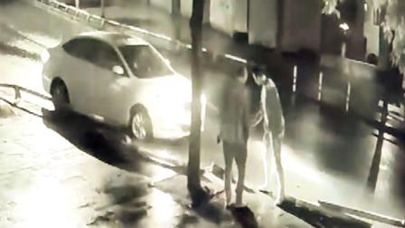 【重庆】男子酒驾出事故后逃逸 随后又带女友返回现场顶包