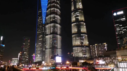 中国最高楼 上海浦东陆家嘴上海中心大厦 上海排名前三的大厦