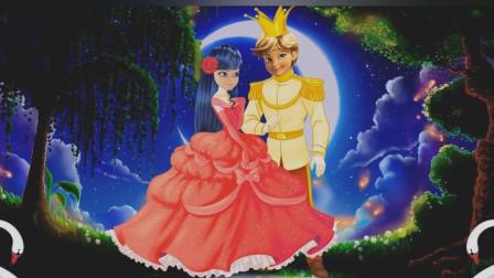 睡美人玛丽娜能被王子艾俊的真爱之吻给唤醒吗?瓢虫雷迪游戏