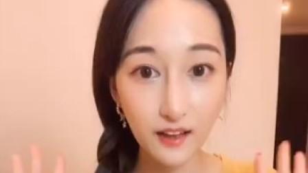 【吃不饱的晴子】20191031最新一期搬运:青豆火鸡面+卤肘子+卤肉卷