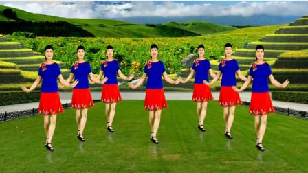 《荞麦花》抒情的舞曲,时尚忒美的舞蹈送给你
