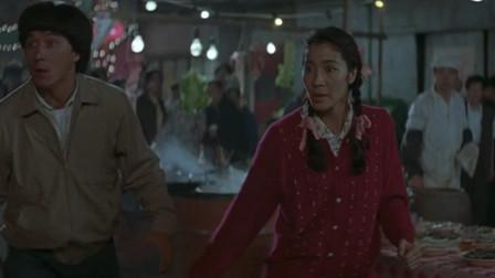 杨紫琼不愧是武打女皇!客串成龙大哥电影,打戏硬桥硬马!