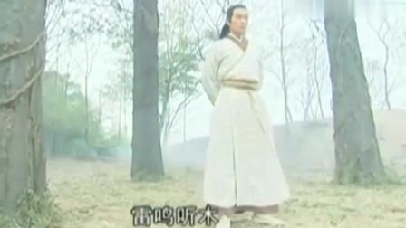 武当:张三丰终于明白祖师爷用意,大雨中悟出绝世神功,厉害了