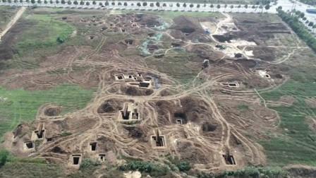 湖北发现东周楚国贵族墓葬 已出土400件珍贵文物