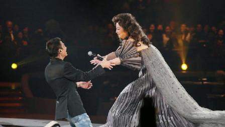 乐坛传奇徐小凤,梅艳芳翻唱她的歌走红,刘德华都给她跪了