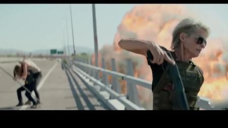 好莱坞大片强势来袭,精彩程度不输《终结者》