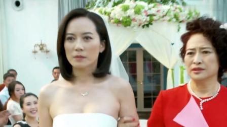 小丈夫:婚礼现场新娘面色铁青,果然见到新郎后爆发了,真霸气