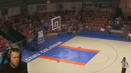 有谁知道这是哪个国家的扣篮大赛?这水平简直无法形容