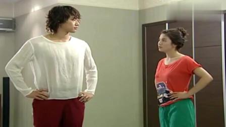 浪漫满屋:两人正在争执时,李英宰竟对韩智恩说:我们结婚吧!