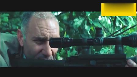 一场准备充分的狙击行动! 却不料遭遇更强对手, 狙击手直接被爆头